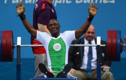 Paralympic: Nigeria Names 23 Athletes, 6 coaches for Rio 2016 Games