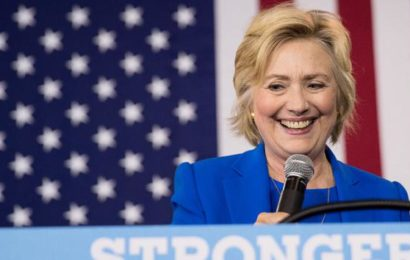 HILLARY CLINTON RESUMES CAMPAIGNING AFTER PNEUMONIA ILLNESS