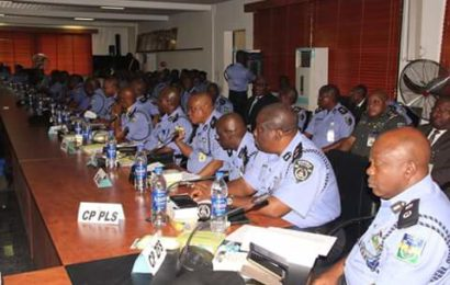 DISMANTLE ROAD BLOCKS:IGP ORDERS STATE COMMISSIONERS