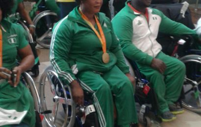 Reps Donate N18m for Nigeria Paralympics Team