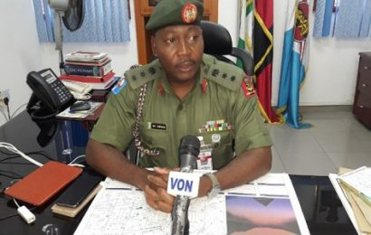 "Army: ""We're sure that Shekau's 'mentally sick"""