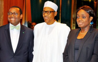 I am determined to stop food importation says Buhari