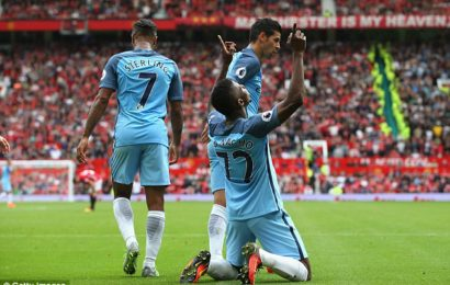 Kelechi Iheanacho Scores First UCL Goal