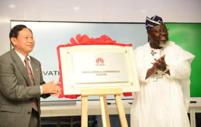 Huawei Opens Innovation, Experience Center in Nigeria