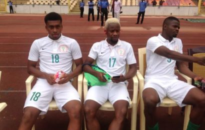 Iwobi: I still can't believe I'm playing for the Super Eagles