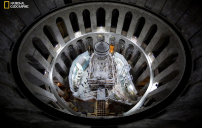 Jesus' Tomb Opened for First Time in Centuries