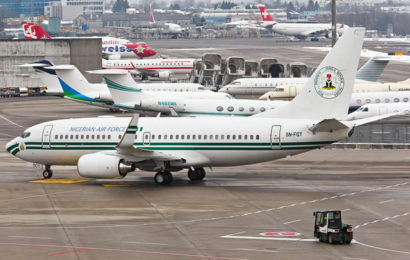 Buhari Orders Sale of Presidential Jets – Presidency