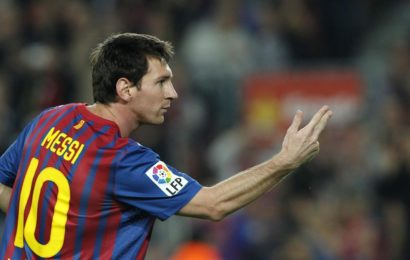 Messi Punishes Guardiola's Error-prone City with Hat-trick