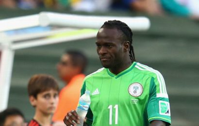 Victor Moses, Isaac Success Banned from National Team
