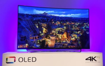 Panasonic Live with OLED Technology for TV