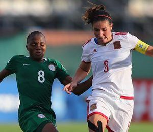 World Cup: Falconets Bow Out with Win v Spain