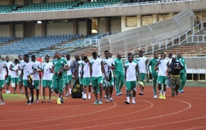 FIFA ranking: Super Eagles Ends 2016 as 8th Best in Africa