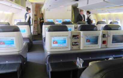Turkish Airlines Gets Panasonics Entertainment, Communications (IFEC) Smart Technology