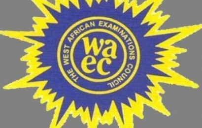 WAEC TO CONDUCT GCE TWICE EVERY YEAR FROM 2017