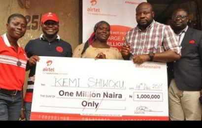 My Husband Initially Doubted My N1million Airtel Prize- Winner