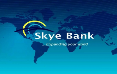 Skye Bank Wins CBN Award on Fight against Electronic Fraud