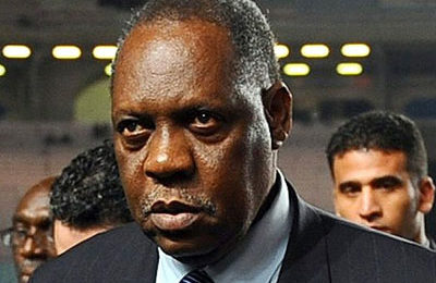 Issa Hayatou Wants to Be CAF President Again
