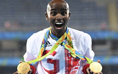 'I am Clean' Mo Farah Insist after Doping Claims