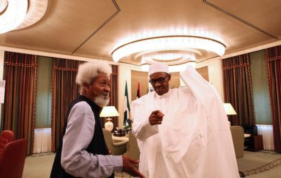 Soyinka to Police: Don't Stop Anti-Govt Protest