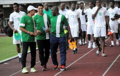 Rohr: I'll Lead Super Eagles to New Heights