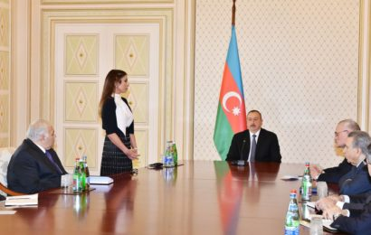 Azerbaijan's President Appoints His Wife as Vice President