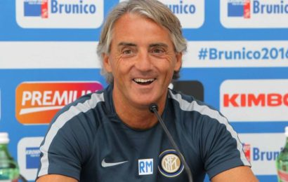 Mancini Applies for South Africa Job