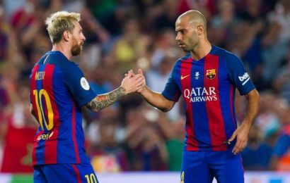 Mascherano: Messi is Bigger than Barca