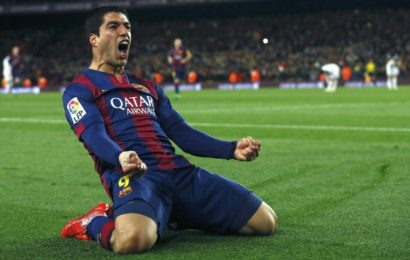 Champions League: Barcelona have not given up, says Luis Suarez