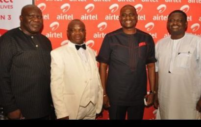 Airtel to Nigerians: We'll Continue to Touch Lives