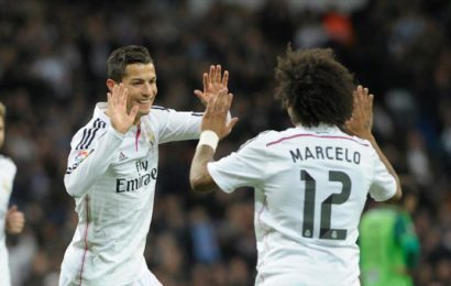 Marcelo: LaLiga in Real Madrid´s Hands
