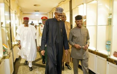 Osinbajo Is Still In Charge, I'll Continue to Rest- Buhari