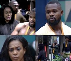 BBNaija: Kemen Seeks Forgiveness, Writes TBoss