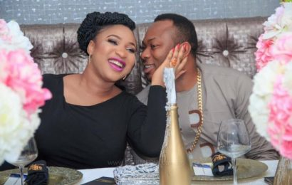Tonto Dikeh Vows to Disgrace Churchill, Family Source