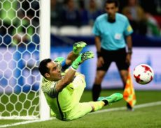 Bravo's Heroic Put Chile in Confederation Cup Final
