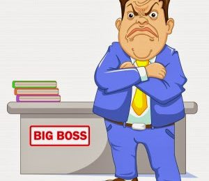 SIX WAYS TO PUT UP WITH A DIFFICULT BOSS