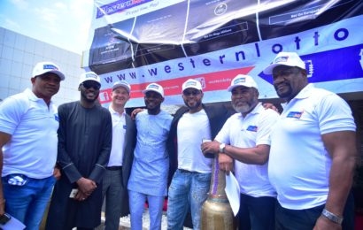 UK Million Dollars Investors in Nigeria for Western Lotto Business