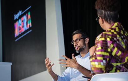 Digital Economy, Way Out of Poverty, Google CEO Tells Nigeria