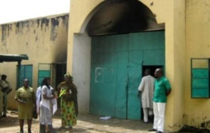 JUST IN: Fire Outbreak at Kuje Prison