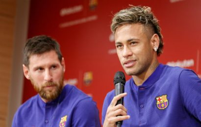 NEYMAR ACCEPTS €222M PSG DEAL AS BARCELONA FRUSTRATION GROWS