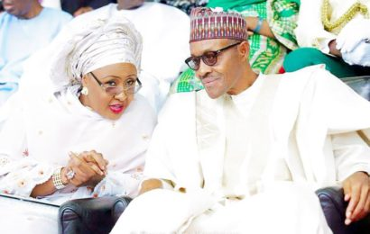 Aisha Buhari Back in London to Visit President