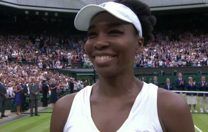Don't Cry for Venus Williams