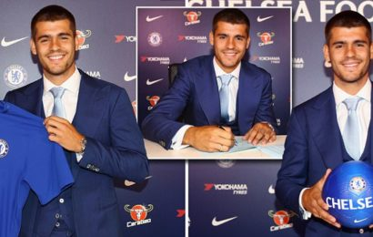 Chelsea Most Expensive Player, Alvaro Morata Unveiled
