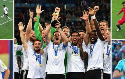 Lars Stands Tall as Germany Win ANOTHER FiFA Tournament