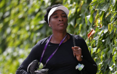 Venus Williams Fined $7,500 for Skipping TV Interview