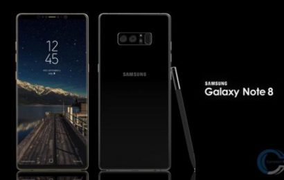 Here's How Big the Galaxy Note 8 Will Be