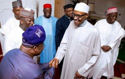 Photos News: President Buhari is Okay
