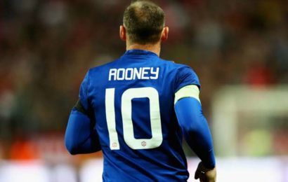 Rooney´s England Career is Over