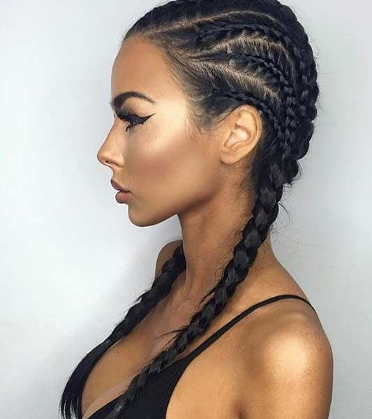 Braiding: Dermatologist Warns Against Recurrent Traction of Hair