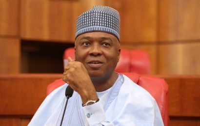 I Don't Know I Have 100 Aides – Bukola Saraki