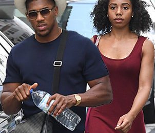 Anthony Joshua Spotted With Mystery Woman